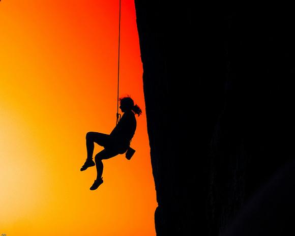 Lead Climbing Test…Take Two