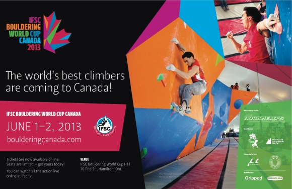 Guide to the World Cup Climbing Series
