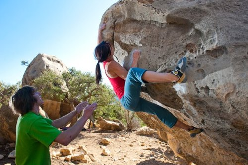 How (And Why) To Climb More Like A Dude
