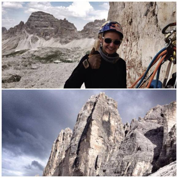 Sasha facebook Dolomites